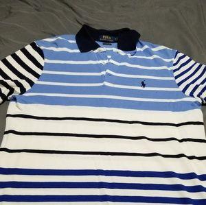 Men Polo collar shirt
